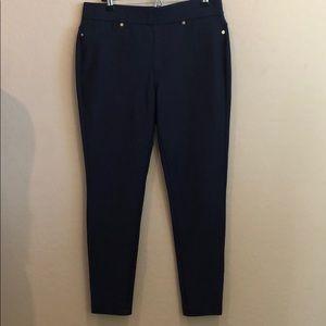 MICHAEL Michael Kors Pull Up Leggings/Pants (L)